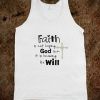 Faith Tanktop