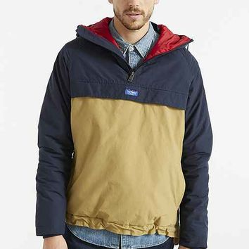 Penfield Elk Colorblock Anorak Jacket- Navy