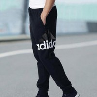 ADIDAS Men Casual Pants Trousers Sweatpants