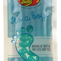 Jelly Belly It's A Boy Lot of 12 Bags Jewel Berry Blue Jelly Beans 1oz Made USA