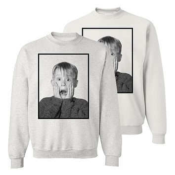 'Home Alone' Crewneck Sweatshirt