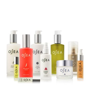 OSEA Anti-Aging Deluxe Set I Top Natural Essentials For Youthful Skin