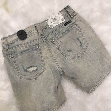 *LAST ONE* SZ 28 MISS ME JE8435 SHORTS