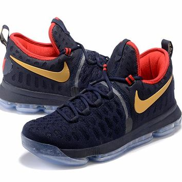 "Nike Zoom KD 9 ""Olympic Gold"" Basketball Shoe"