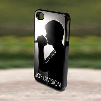 Accessories Print Hard Case for iPhone 4/4s, 5, 5s, 5c, Samsung S3, and S4 - Joy Division