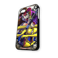 BEAUTY AND THE BEAST revisi iPhone 4/4S Case