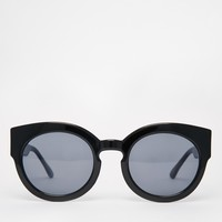 AJ Morgan Round Sunglasses at asos.com