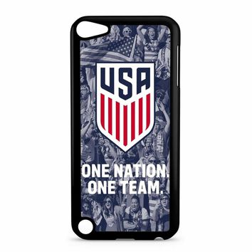 Us Soccer Logo iPod Touch 5 Case