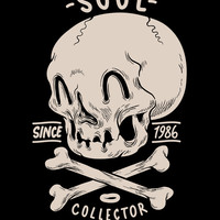 Soul Collector Canvas Print by Clogtwo