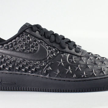 Nike Men's Air Force 1 Low LV8 VT Independence Day Pack - Black