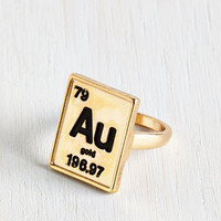 ModCloth Quirky Isn't it Ionic? Ring