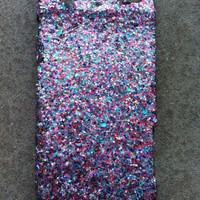 Tinsel Glitter Droid Razr Hard Cover Case by kaylafenton on Etsy
