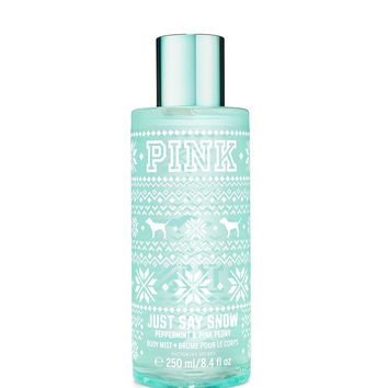 Just Say Snow Body Mist - PINK - Victoria's Secret