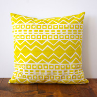 Topography Pillow Cover