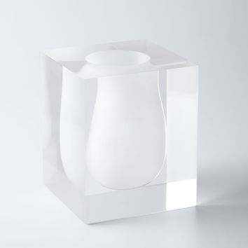 Bel Air Scoop Vase - Jonathan Adler