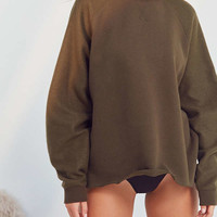 Out From Under Mixed Up Dolman Sweatshirt | Urban Outfitters