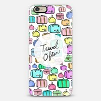 Travel Often iPhone 6 case by Lisa Argyropoulos | Casetify