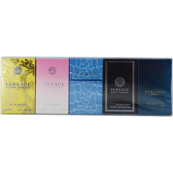 Gianni Versace Gift Set Versace Variety By Gianni Versace