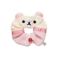 Korilakkuma Terry Cloth Scrunchie