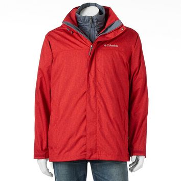 Columbia Sportswear Morningside Park Thermal Coil 3-in-1 Jacket