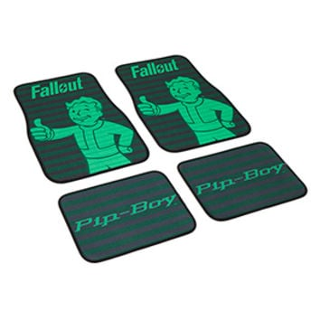Fallout Pip-Boy Auto Mat Set - Exclusive