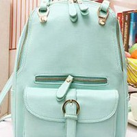 Fashion British Style Sweet Backpack Shoulder Bag from styleonline