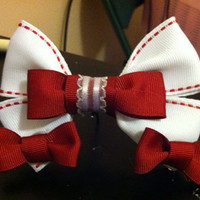 Mary Poppins Inspired Bow