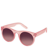 Drop Lens Round Sunglasses - New In This Week  - New In