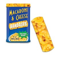 Macaroni  Cheese Bandages