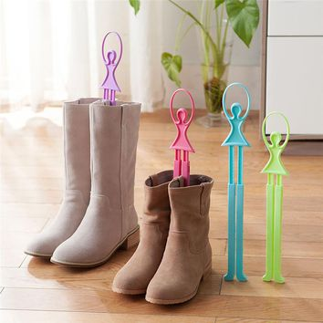 Girl Ballet Scalable Tree Shoes Table Shoe Rack Long Boots Stays Folder Vovotrade Shoe Hanger