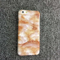 Marble Pattern iPhone 5s 6 6s Plus Case Cover