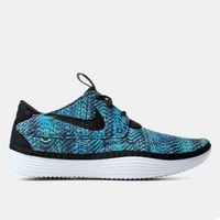 Nike Solarsoft Moccasin QS Shoes - Photo Blue | Urban Industry