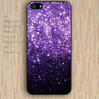 iPhone 5s 6 case cartoon sparkle Purple dream catcher life colorful phone case iphone case,ipod case,samsung galaxy case available plastic rubber case waterproof B565