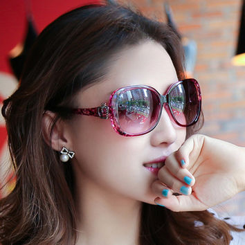 Women's Elegant Gradient Sunglasses