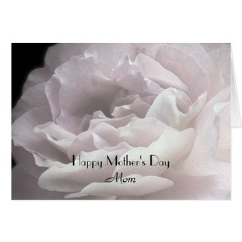 Happy Mother's Day to Mom, Rose Petals Card