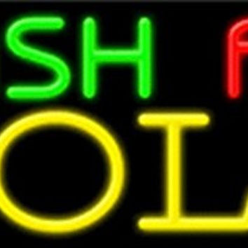 Cash For Gold Handcrafted Energy Efficient Glasstube Neon Signs