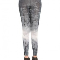 Graveyard Leggings - Bottoms - Clothes | GYPSY WARRIOR