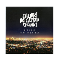 Chunk, No Captain Chunk! - Get Lost, Find Yourself Vinyl LP Hot Topic Exclusive