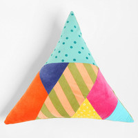 Urban Outfitters - Beci Orpin Triangle Pillow