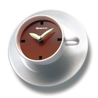 INFMETRY:: Coffee Cup Style Wall Clock - Clock - Home&Decor