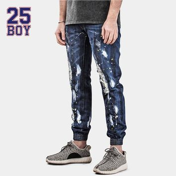 Men's Pants 25BOY HARDLYEVERS Selvedge Denims Trendy Streetwear Premium Craft Jeans