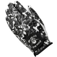 Camo Cabretta Leather Men's Golf Glove