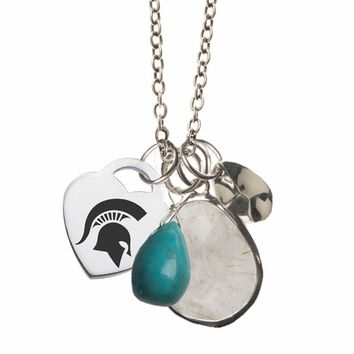 Buy Michigan State Spartans Jewelry, Get Fast Free Shipping