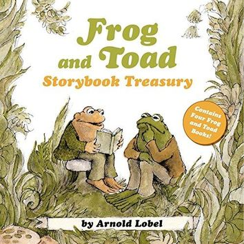 I Can Read Level II: Frog and Toad Storybook Treasury