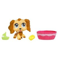Littlest Pet Shop 2010 Assortment 'B' Series 1 Collectible Figure Cocker Spaniel