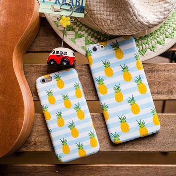 Pineapple Fruit iPhone Case