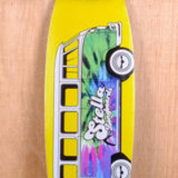 "Stella Prebuilt 38"" Blunt Nose Dazed And Confused Longboard Complete"