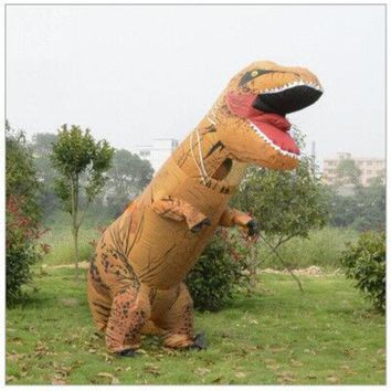 Funny Dinosaur Cosplay Suit [9517035908]
