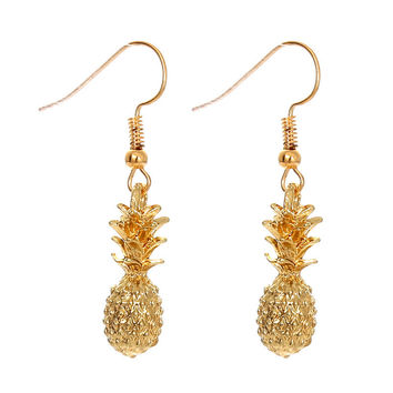 Stylish Alloy Fruits Hot Sale Earrings [6420305220]