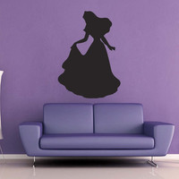 Aurora Silhouette Wall Decal - No 3